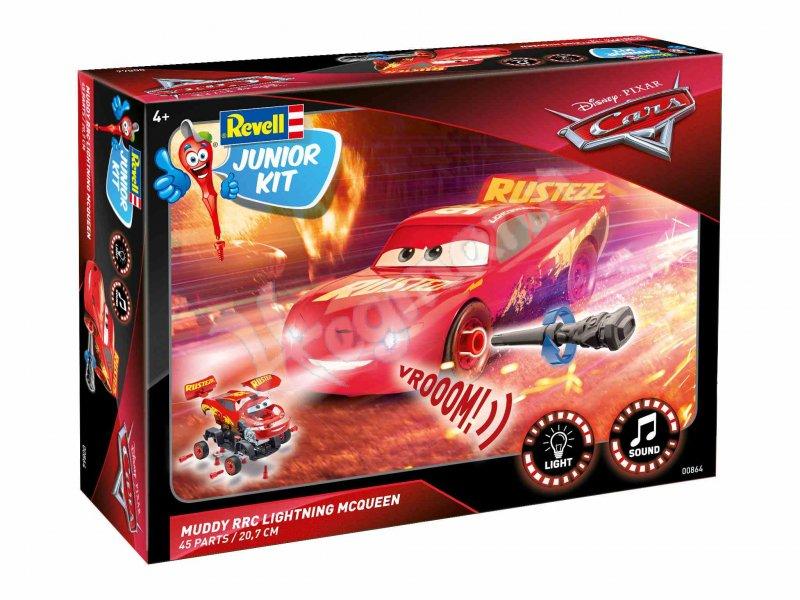 Lightning Mcqueen Crazy 8 Rac Revell 00864 Maßstab 120