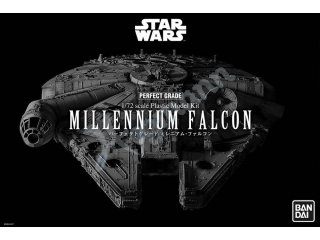 Exklusiv bei Revell: BANDAI STAR WARS Millennium Falcon Perfect Grade / Revell 01206
