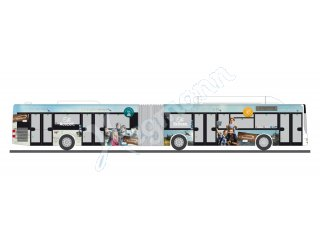 Rietze Lion´s City G´15 Albus (AT) H0 1:87 Modell-Miniatur