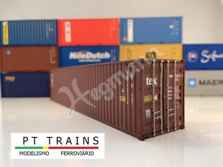 PT Trains Container in 1:87 H0