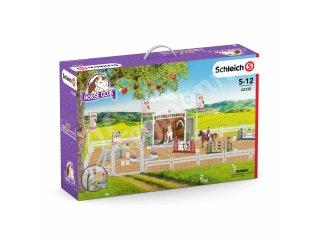 Weihnachtskalender Schleich Pferde.Ak Farm World Adventskalender Schleich 97700 Miniaturfigur En Zum