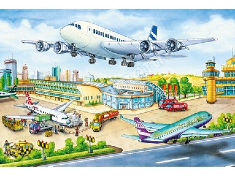 Flughafen Spiel