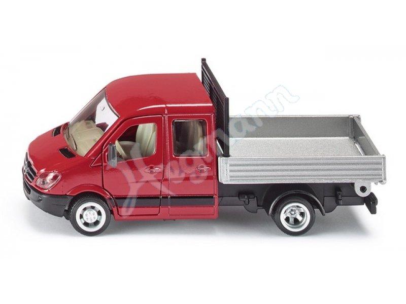 transporter mit pritsche siku modellfahrzeug siku 3538. Black Bedroom Furniture Sets. Home Design Ideas