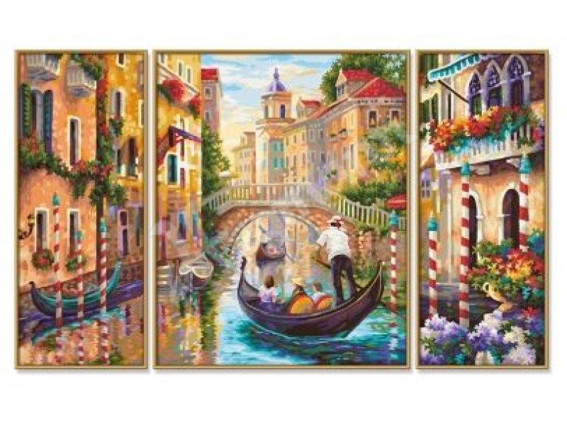 Mnz Venedig Die Stadt In Schipper Malen Nach Zahlen