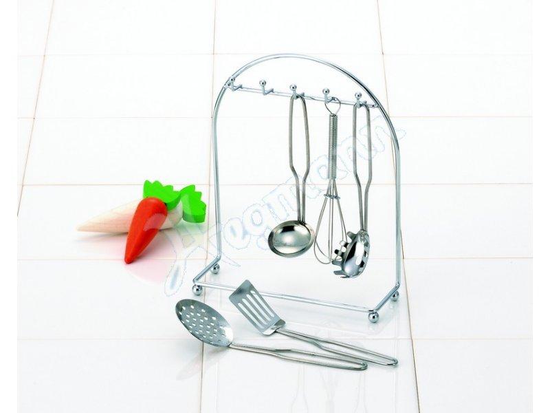 Küchengeräte aus Edelstahl Spielstabil 4911 Küchengeräte aus ...