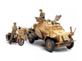 Modellbau Tamiya 300035304 1:35 Deutsche Kübelwagen T82 Ramcke