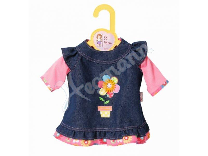 BABY born Kleider Kollektion ZAPF Dolly Moda VEDES 870006