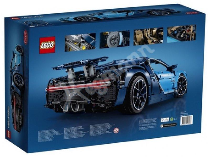 bugatti chiron lego technic vedes 42083. Black Bedroom Furniture Sets. Home Design Ideas