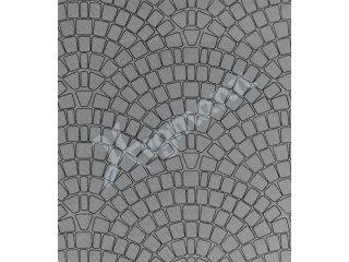 Vollmer 46053 H0 Mauerplatte Kopfsteinpflaster