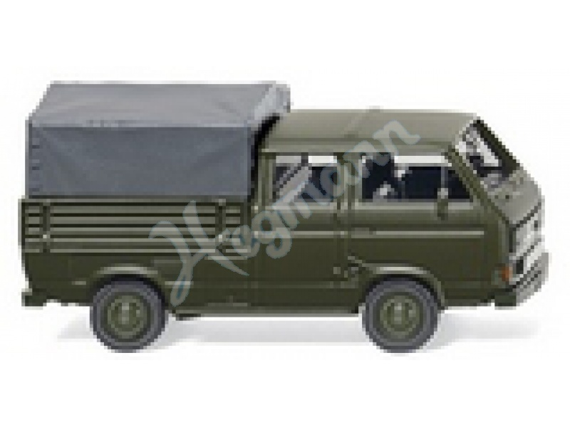 bundeswehr vw t3 modellauto f r sammler im modellbahn. Black Bedroom Furniture Sets. Home Design Ideas