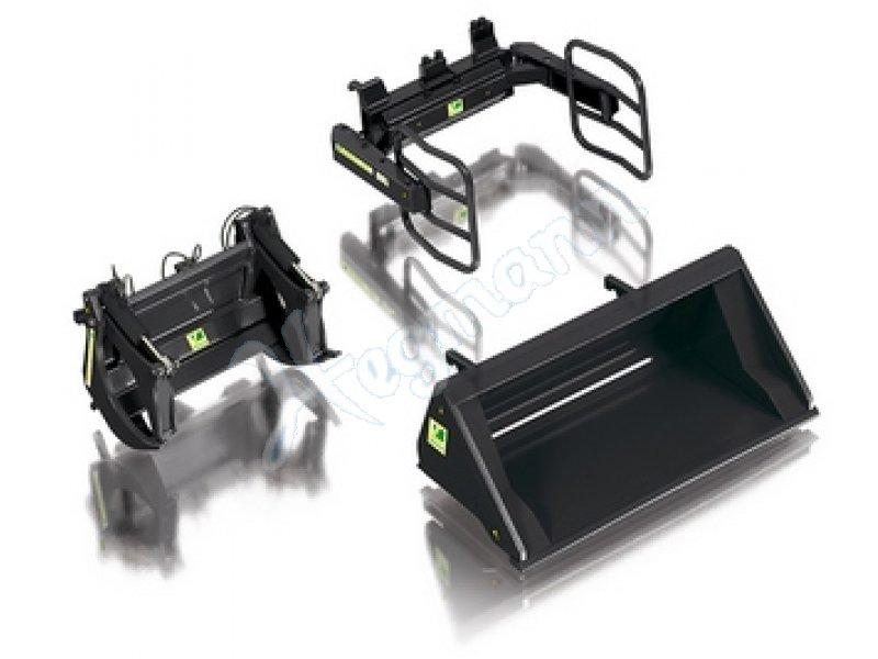 Frontlader werkzeuge set a wiking miniaturmodell im maßstab