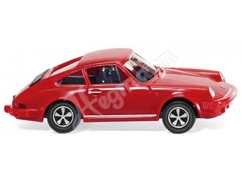 porsche 911 sc rot wiking miniaturmodell im modellbahn. Black Bedroom Furniture Sets. Home Design Ideas