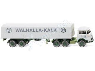 Wiking 085507 Magirus S 7500 Pritschen Lkw FREYALDENHOVEN Kabelrollen 1 87