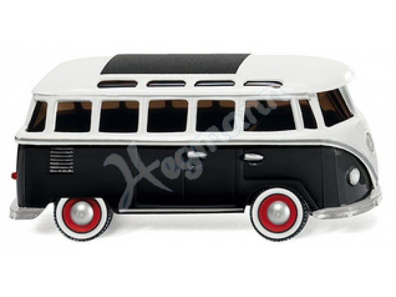 vw t1 sambabus modellauto f r sammler im modellbahn. Black Bedroom Furniture Sets. Home Design Ideas