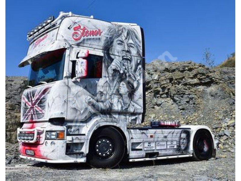 Bildergebnis für fotos vom stones truck