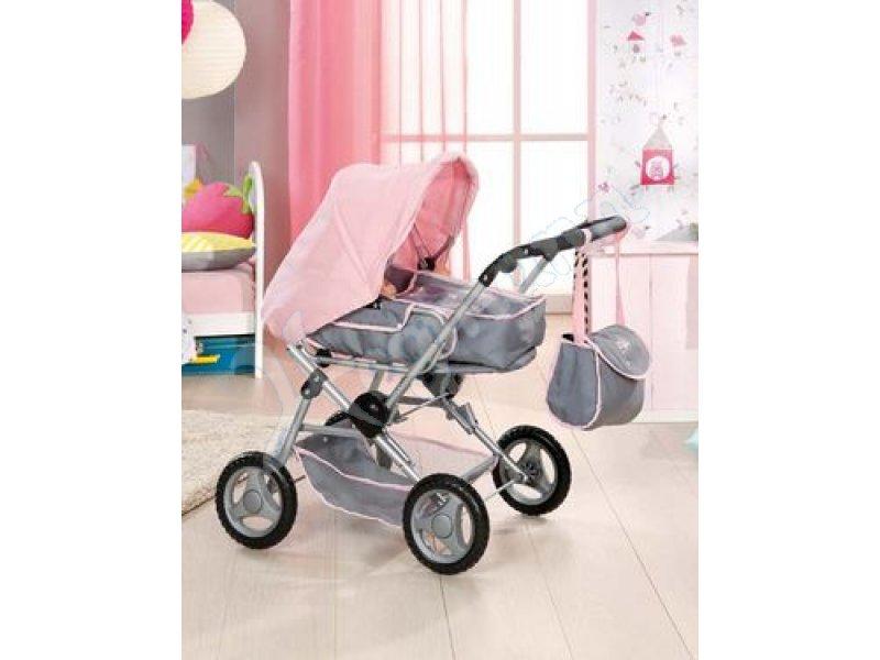 baby born deluxe puppenwagen empfohlen ab 3 jahren f r. Black Bedroom Furniture Sets. Home Design Ideas
